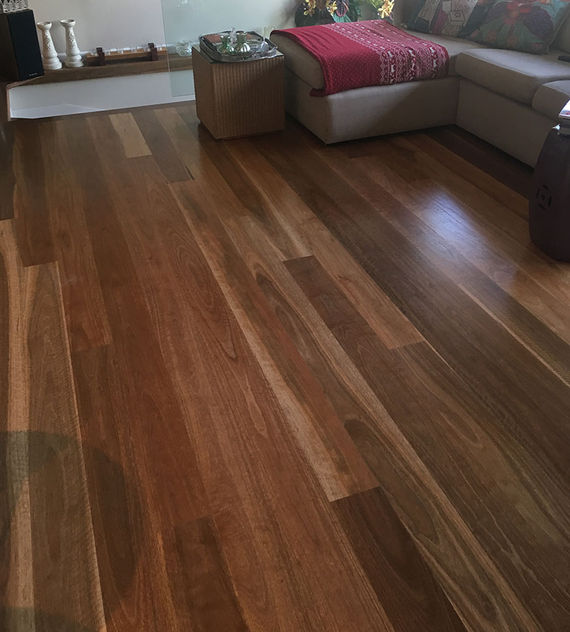 130 x 14mm select grade Spotted gum